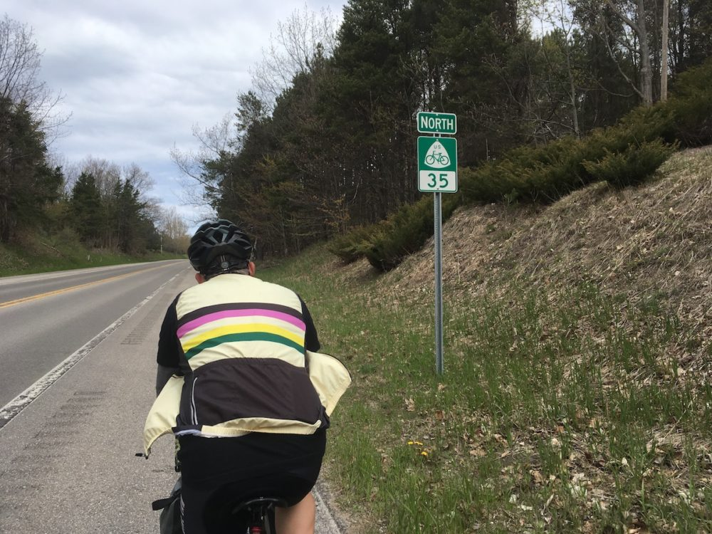 US Bicycle Route 35