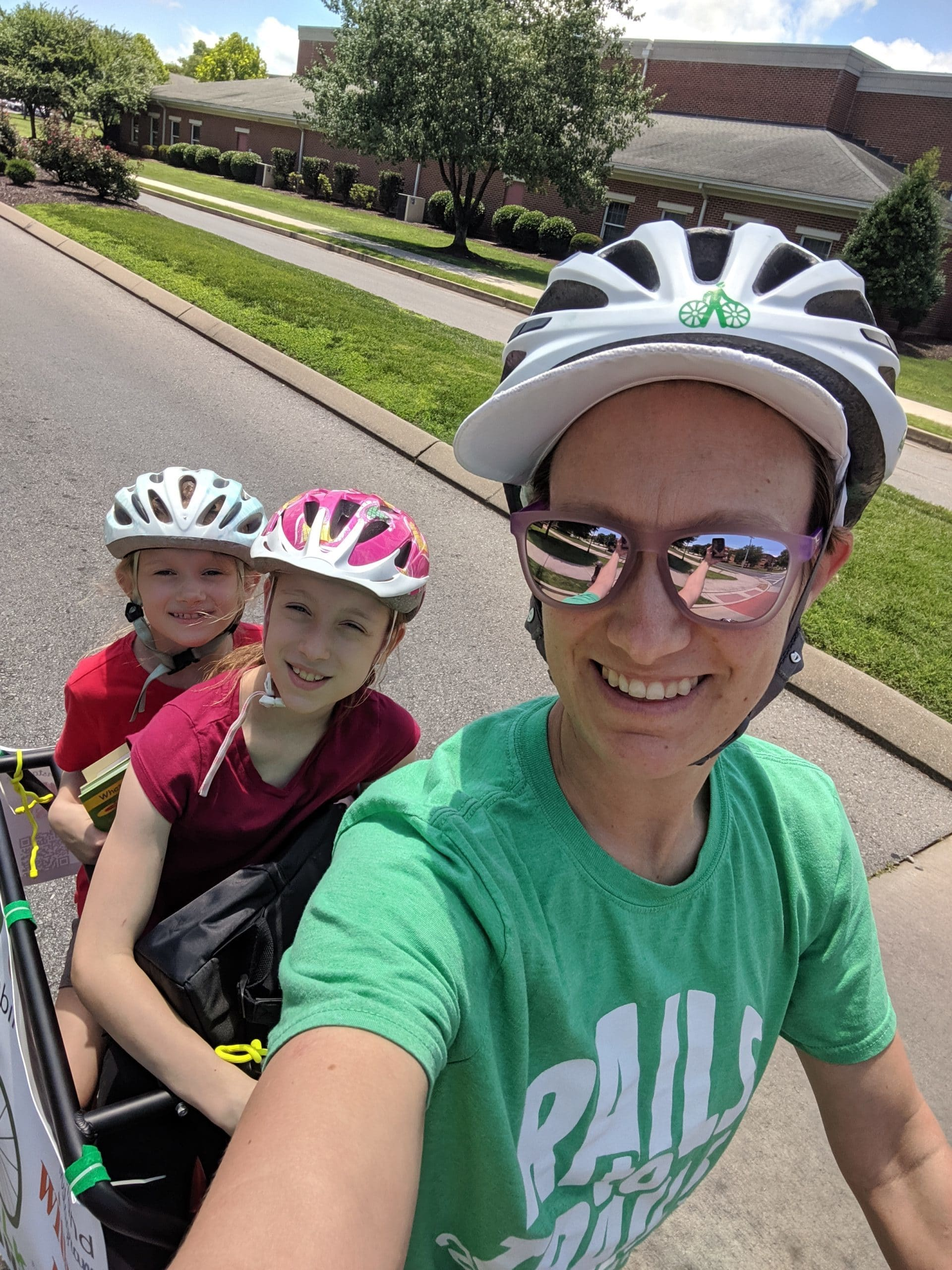 Biking with Kids